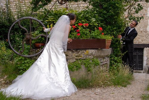 Photographe mariage - pascal gabaud photographe - photo 8