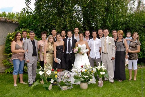 Photographe mariage - pascal gabaud photographe - photo 11