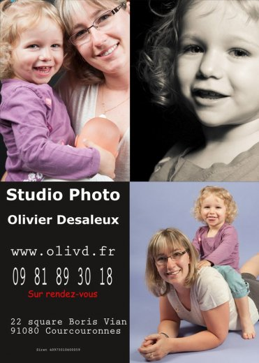 Photographe - Studio Photo Olivier Desaleux - photo 5
