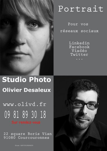 Photographe - Studio Photo Olivier Desaleux - photo 7