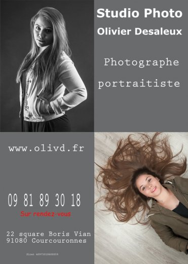 Photographe - Studio Photo Olivier Desaleux - photo 3
