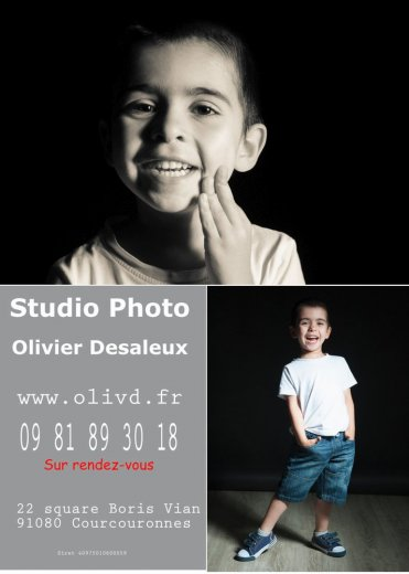 Photographe - Studio Photo Olivier Desaleux - photo 2