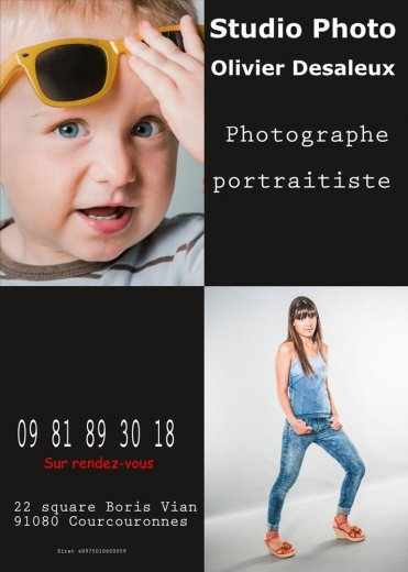 Photographe - Studio Photo Olivier Desaleux - photo 6