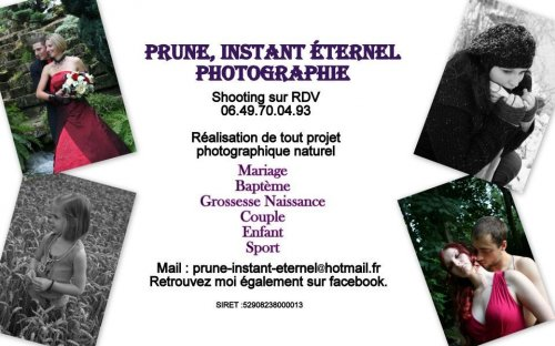 Photographe mariage - Prune Photographie - photo 3