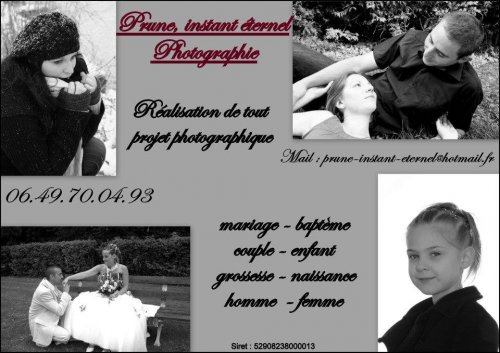 Photographe mariage - Prune Photographie - photo 6