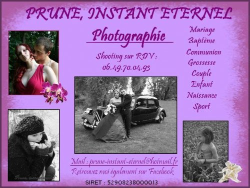Photographe mariage - Prune Photographie - photo 2
