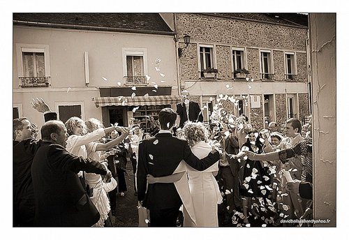 Photographe mariage - Qube-design - photo 15