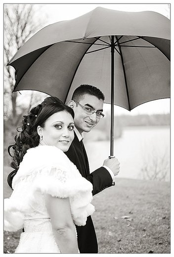 Photographe mariage - Qube-design - photo 1