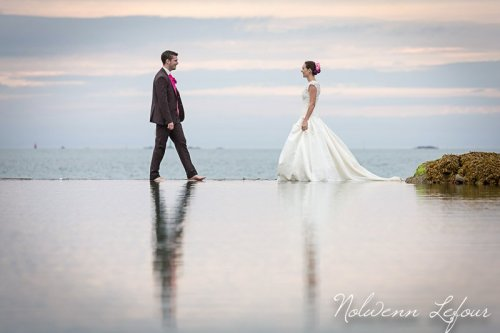 Photographe mariage - Nolwenn Lefour - photo 15