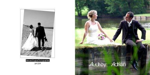 Photographe mariage - Bernard DUGROS Photographe - photo 1