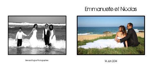 Photographe mariage - Bernard DUGROS Photographe - photo 3