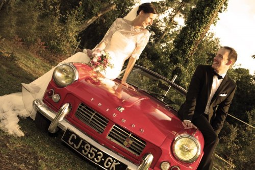 Photographe mariage - Bernard DUGROS Photographe - photo 2