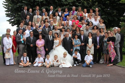 Photographe mariage - Bernard DUGROS Photographe - photo 9