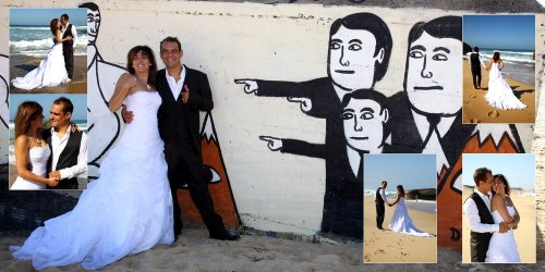 Photographe mariage - Bernard DUGROS Photographe - photo 4