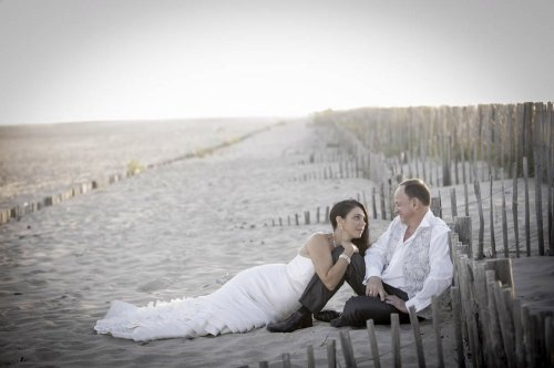 Photographe mariage - Michel Aubert Photographe - photo 5