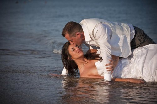 Photographe mariage - Michel Aubert Photographe - photo 12