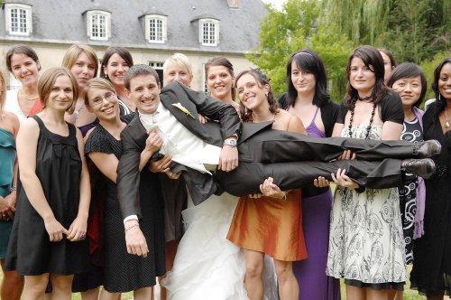 Photographe mariage - Clémence Dubois Photographie - photo 16
