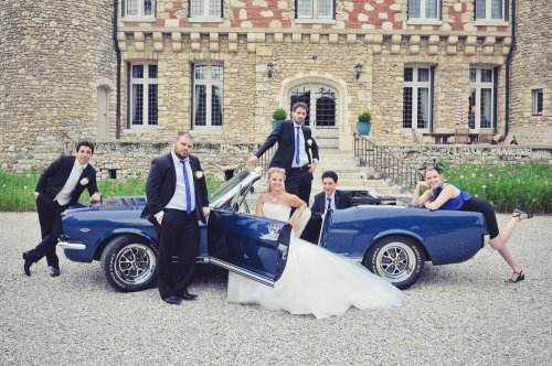 Photographe mariage - Clémence Dubois Photographie - photo 22