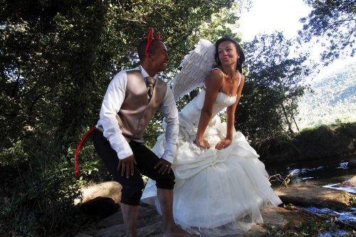 Photographe mariage - Nathalie Le Lous Photographe - photo 1