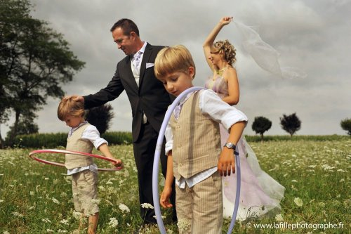 Photographe mariage - www.lafillephotographe.fr - photo 2