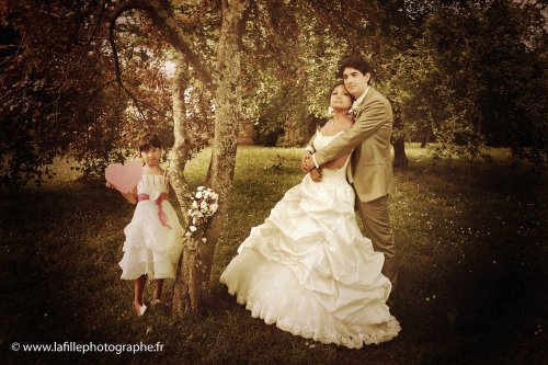 Photographe mariage - www.lafillephotographe.fr - photo 19