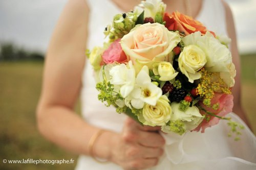 Photographe mariage - www.lafillephotographe.fr - photo 3