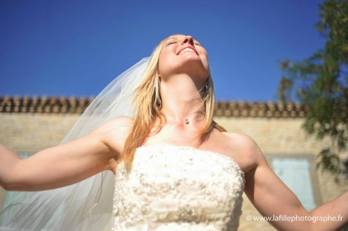Photographe mariage - www.lafillephotographe.fr - photo 1