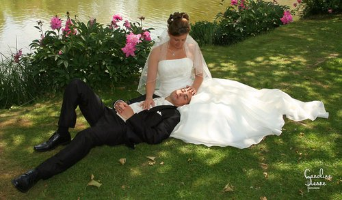 Photographe mariage - CAROLINE PIERRE - photo 5