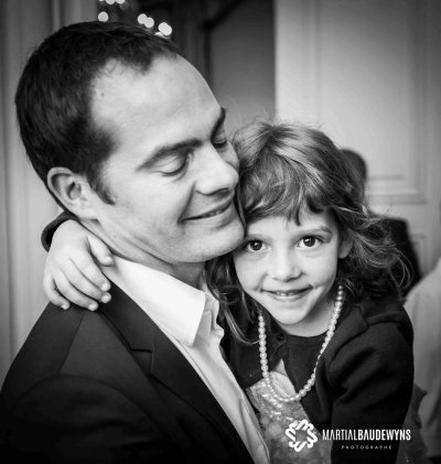 Photographe mariage - Baudewyns Martial - photo 1