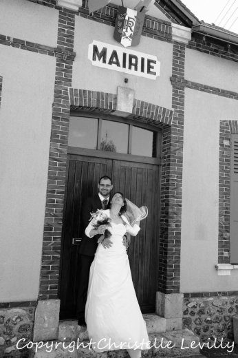 Photographe mariage - Christelle Levilly Photographe - photo 34