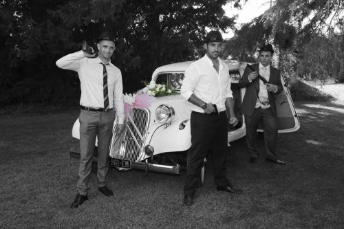 Photographe mariage - Pix'Sev Photographie - photo 1