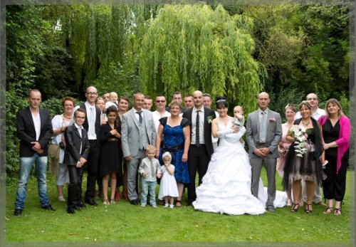 Photographe mariage - PECQUEUR.G -  Photographe - photo 48
