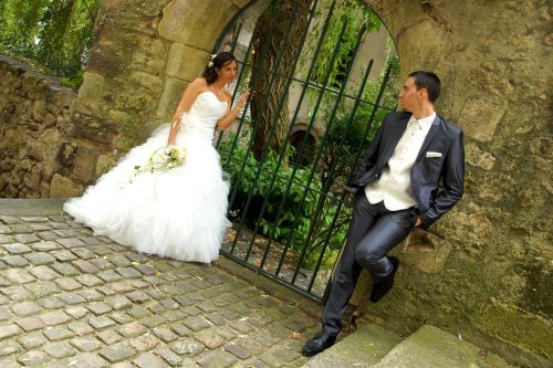 Photographe mariage - Myriam Photographies - photo 9