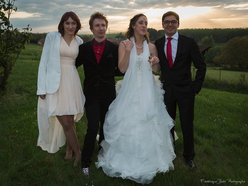 Photographe mariage - Frédérique BEHL -photographe   - photo 20