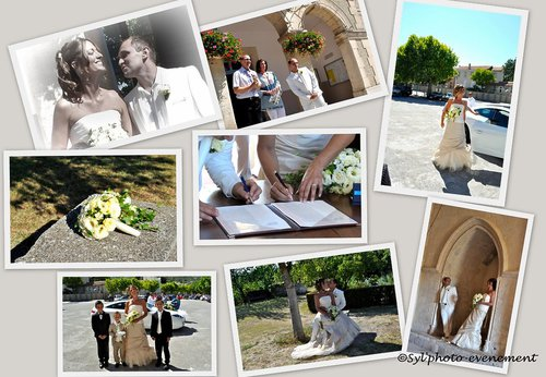 Photographe mariage - Syl'photo-Evènement - photo 11