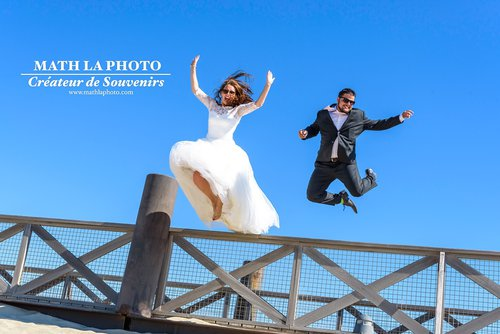Photographe mariage - Math La Photo ( Mr SANCHEZ )  - photo 2