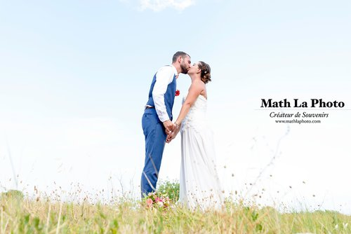 Photographe mariage - Math La Photo ( Mr SANCHEZ )  - photo 11