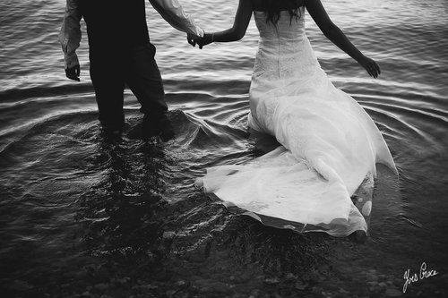 Photographe mariage - YVES CROCE PHOTOGRAPHE - photo 1