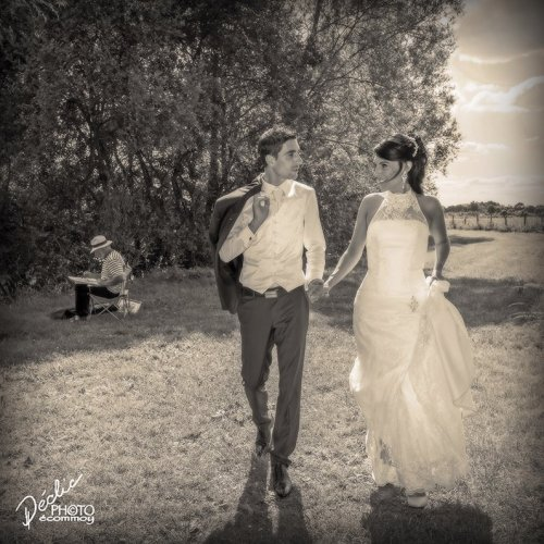 Photographe mariage - Eric COCHETEUX * Déclic-Photo - photo 23
