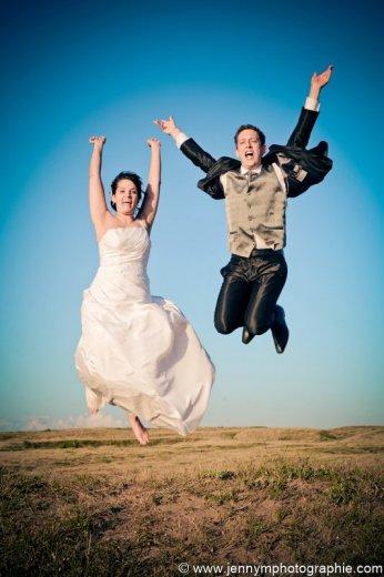 Photographe mariage - Jenny M. Photographie  - photo 43