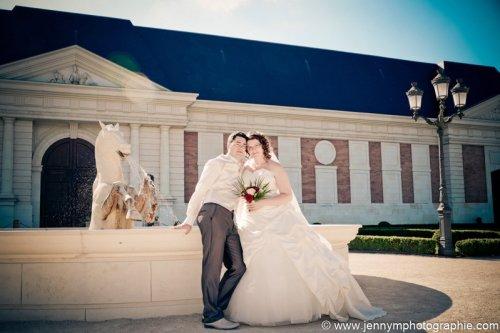 Photographe mariage - Jenny M. Photographie  - photo 38