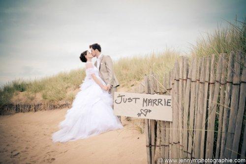 Photographe mariage - Jenny M. Photographie  - photo 33