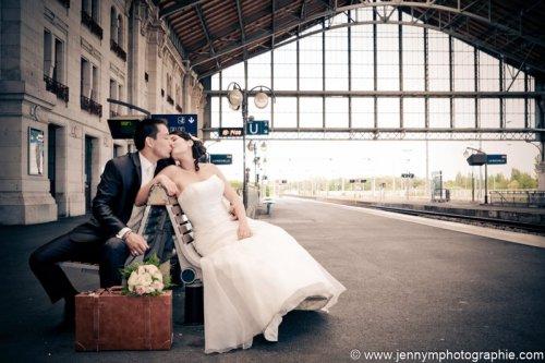 Photographe mariage - Jenny M. Photographie  - photo 32