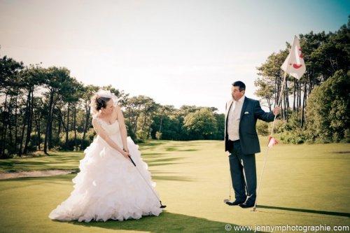 Photographe mariage - Jenny M. Photographie  - photo 34