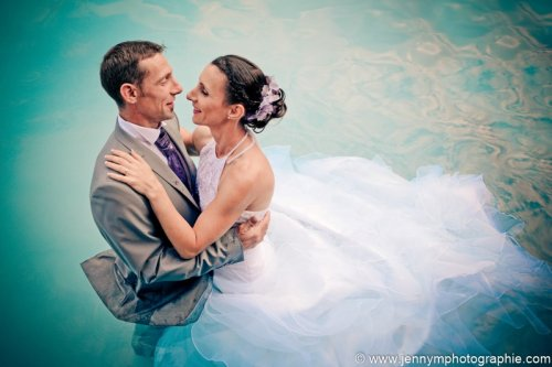 Photographe mariage - Jenny M. Photographie  - photo 53