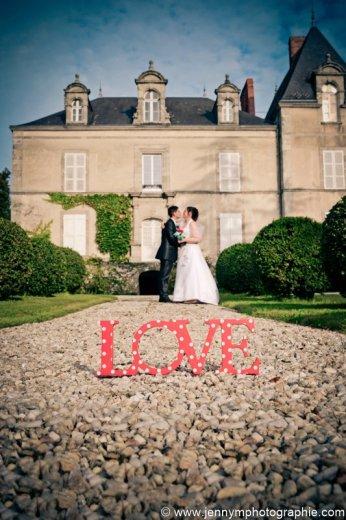 Photographe mariage - Jenny M. Photographie  - photo 49
