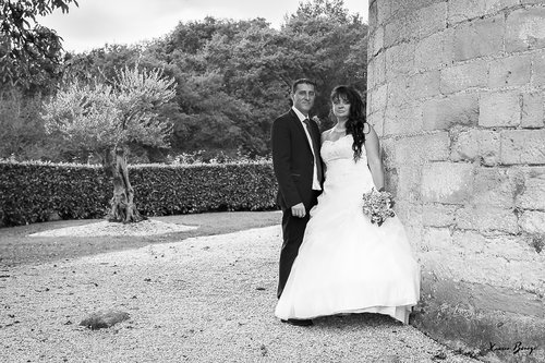 Photographe mariage - XAVIER BOURGE - photo 34