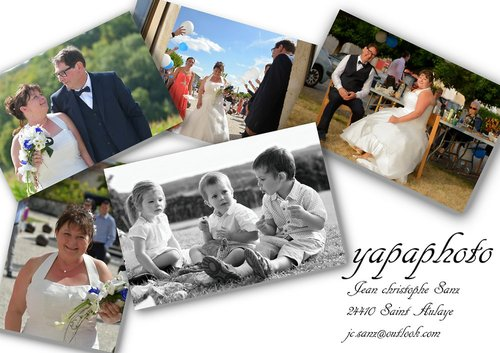 Photographe mariage - YAPAPHOTO  - photo 24