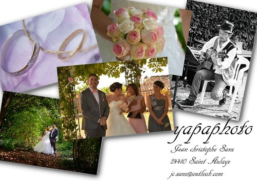 Photographe mariage - YAPAPHOTO  - photo 5
