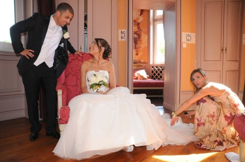 Photographe mariage - NATHALIE CAMIDEBACH  - photo 20